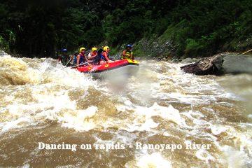 Rafting Ranoyapo