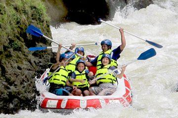 rafting timbukar